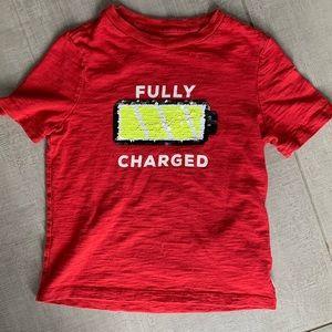 GapKids Flippy shirt